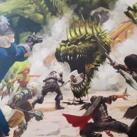 Sistema de Guildas para D&D 5E e Old Dragon